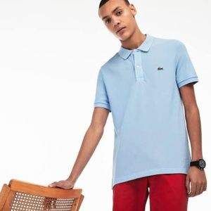 Lacoste Men's Polo Shirt : Light Blue